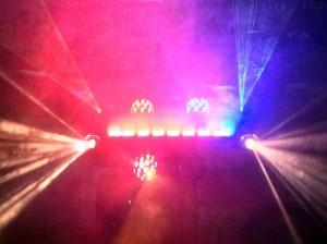 LED Dance Lighting
